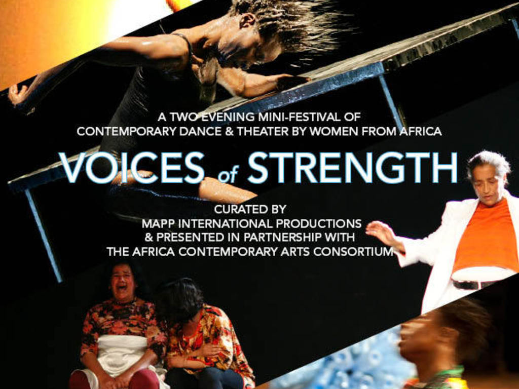 Voices of Strength U.S. Tour: 4 Works, 13 People, 6 cities's video poster