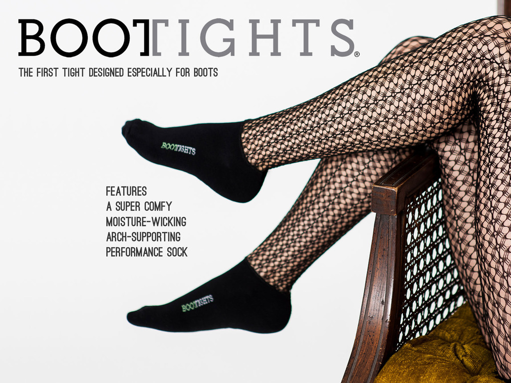 Bootights: The First + Best Tight for Boots (Made in USA)'s video poster