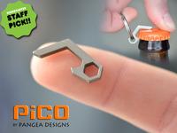 PiCO- Titanium Micro Bottle Opener