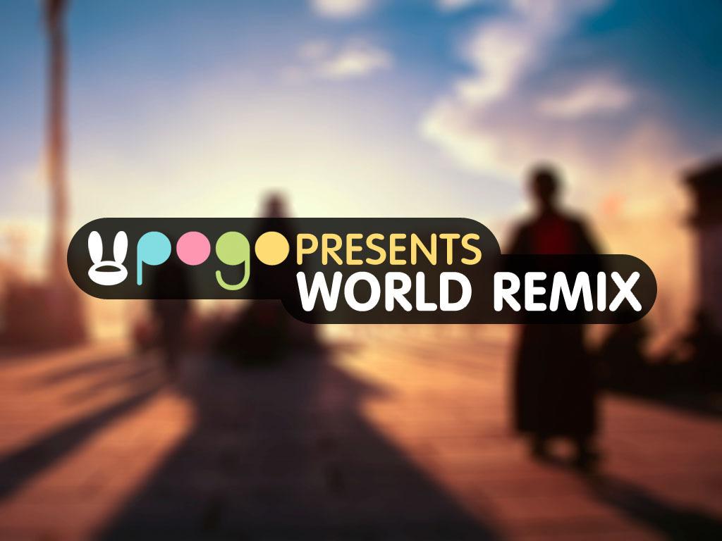 Pogo Presents World Remix: Tibet's video poster