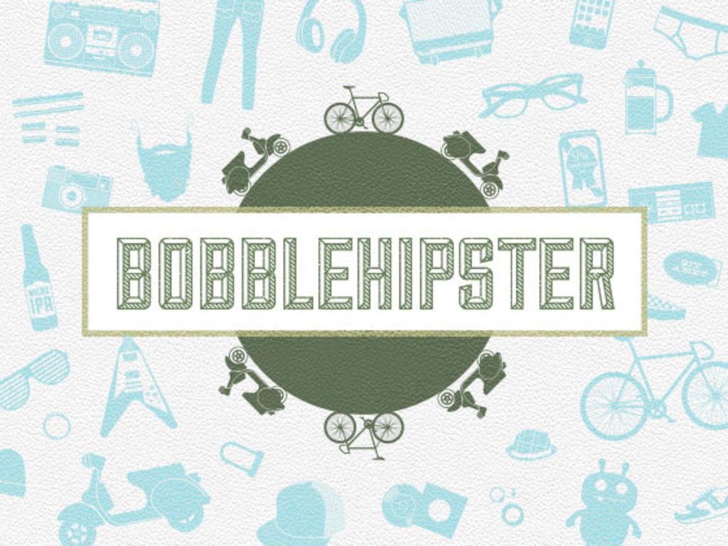 BobbleHipster Mobile App's video poster