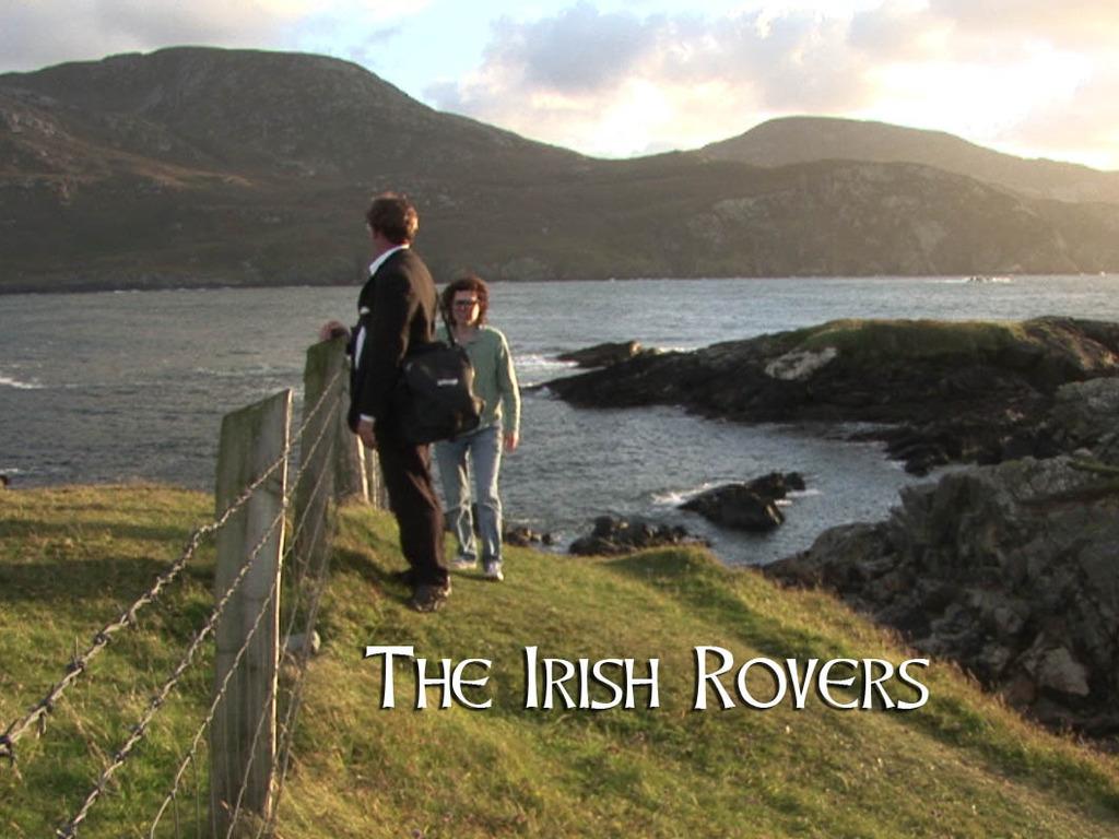 The Irish Rovers's video poster