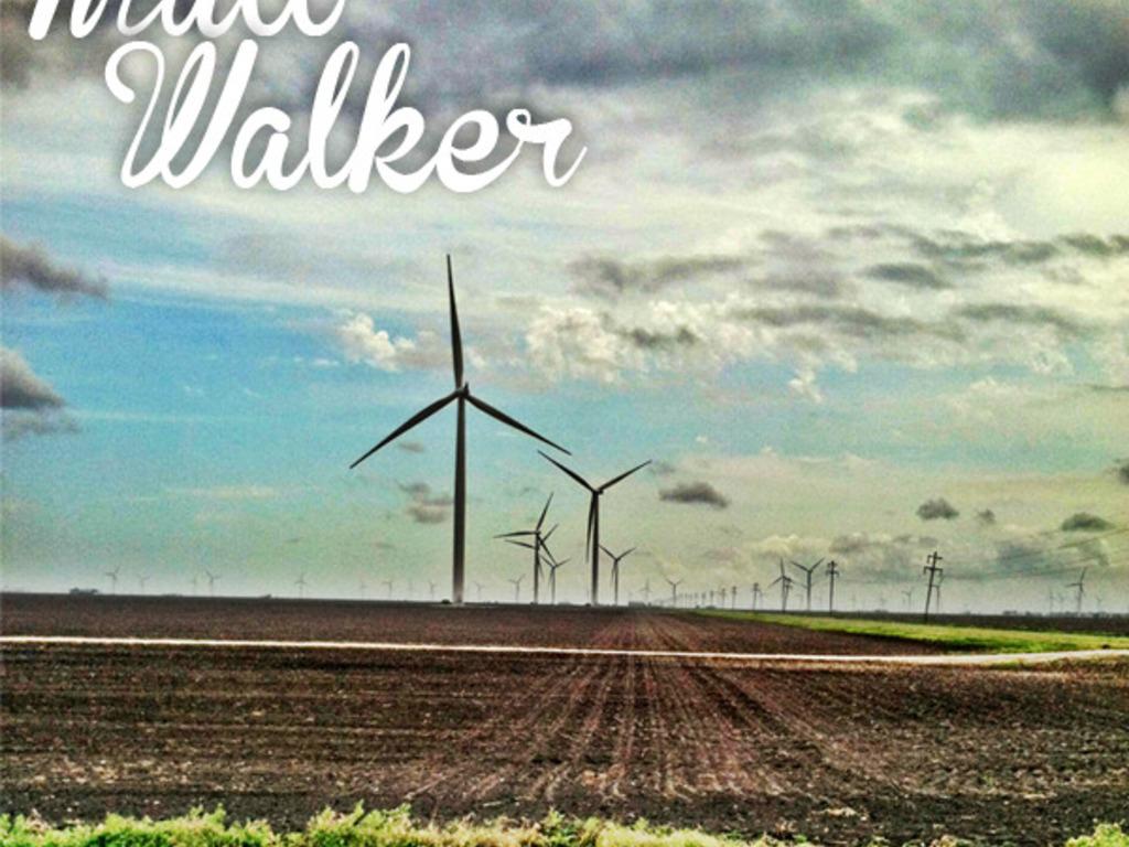 Matt Walker is releasing his new EP!'s video poster