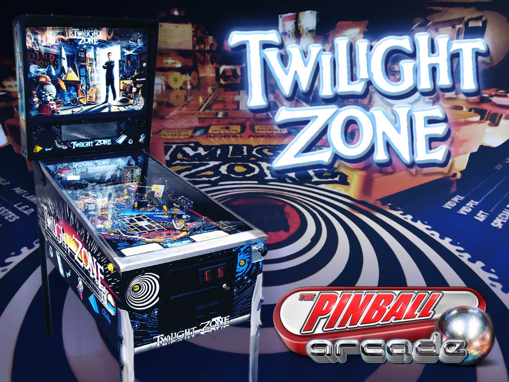 Pinball Arcade: The Twilight Zone's video poster