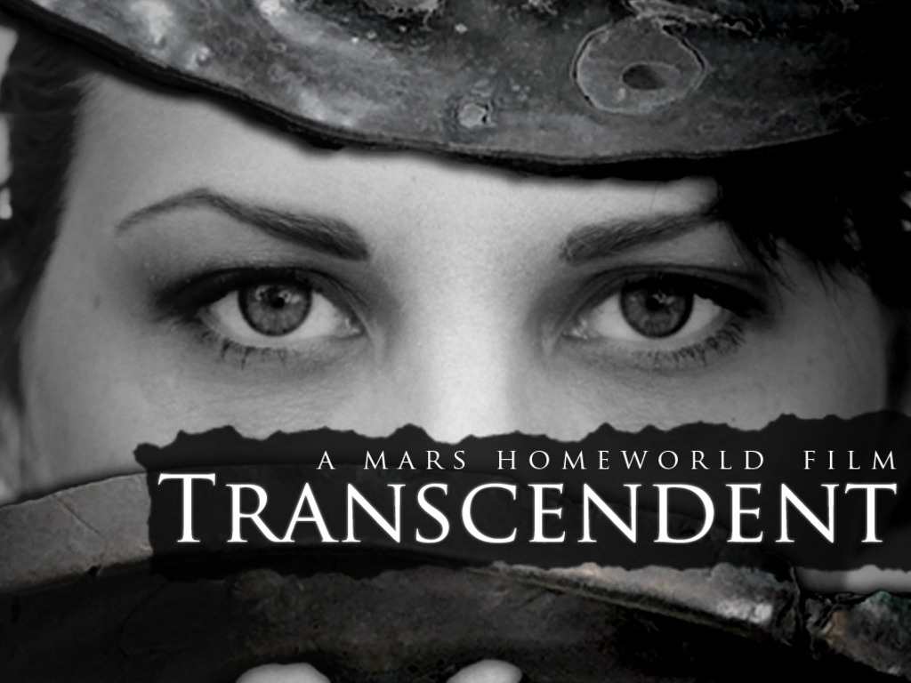 TRANSCENDENT (A Lovecraftian film seeking completion funds)'s video poster
