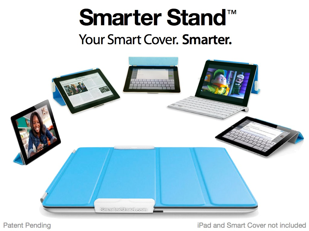 Smarter Stand for iPad's video poster