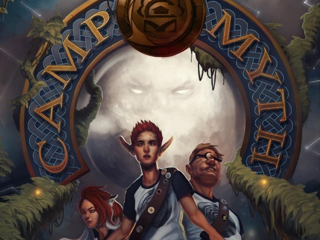 Camp Myth #1: Phoenix Watching's video poster