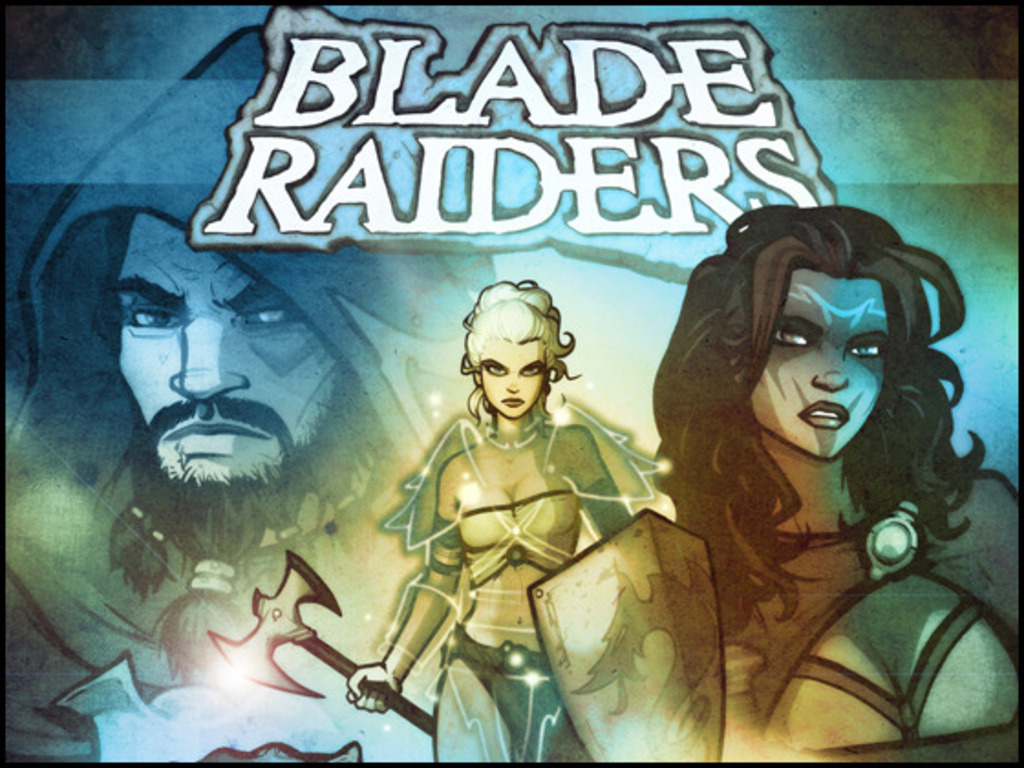 BLADE RAIDERS Fantasy Roleplaying Game's video poster