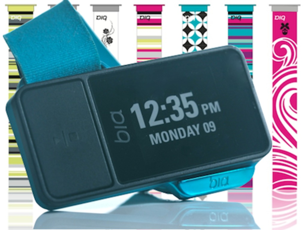 Bia: Multi-Sport GPS Sports Watch with SOS Safety Alert's video poster
