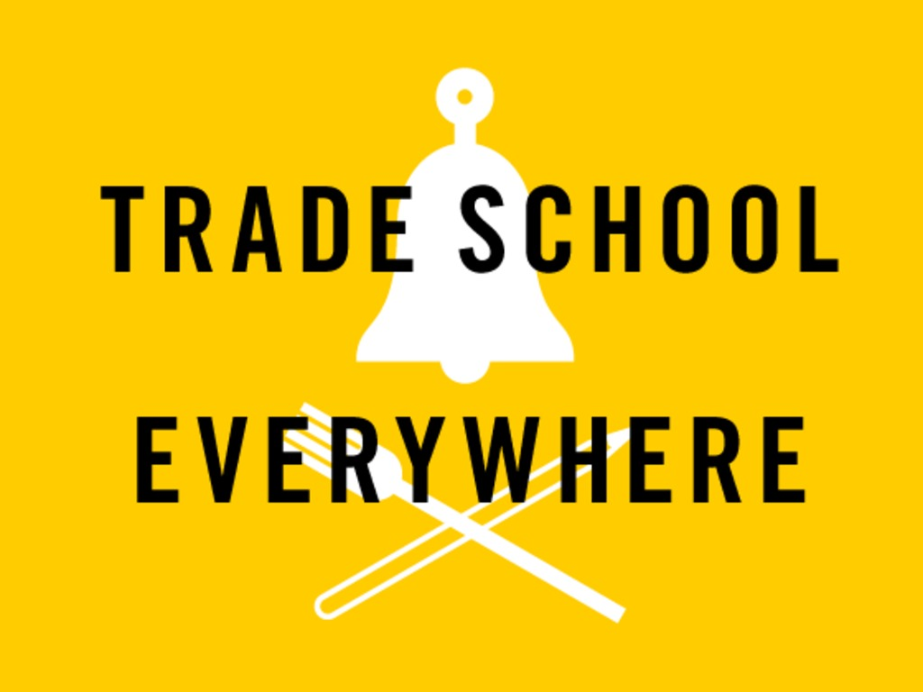 Trade School : Learning Spaces that Run on Barter's video poster