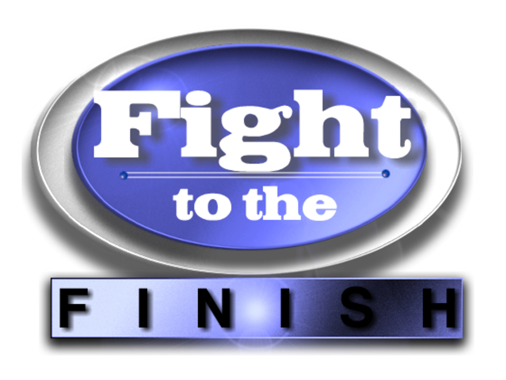 Fight to the Finish - An Inspirational Documentary Series's video poster