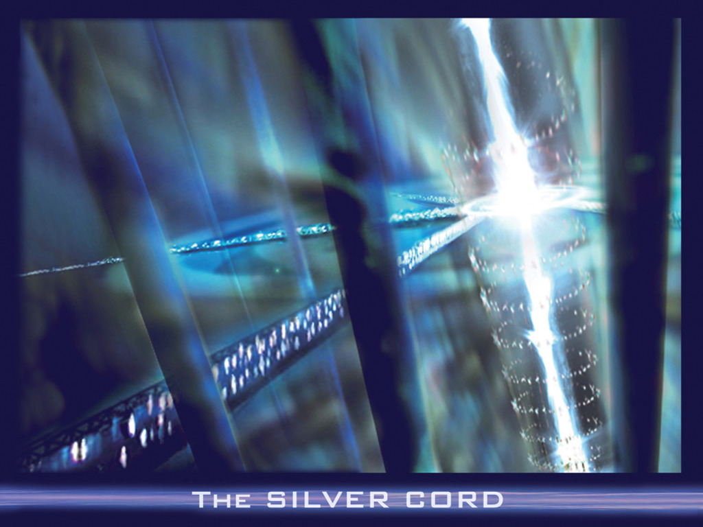 The Silver Cord -- A Techno-Epic Graphic Novel's video poster