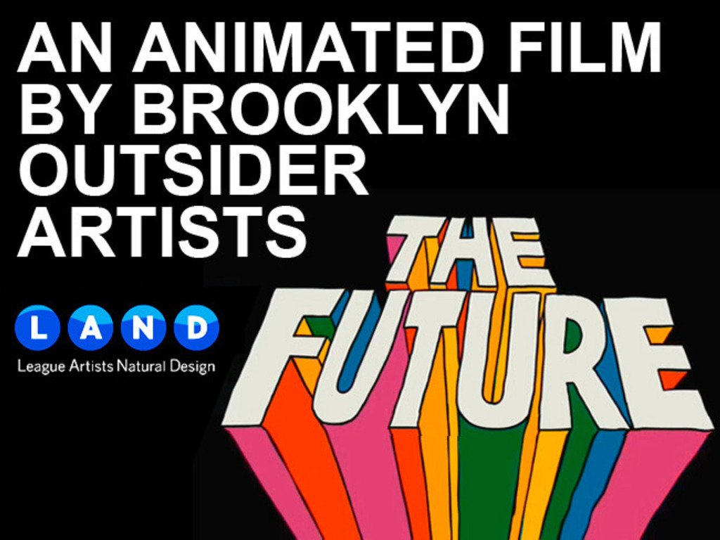 THE FUTURE: our animated film ♥'s video poster
