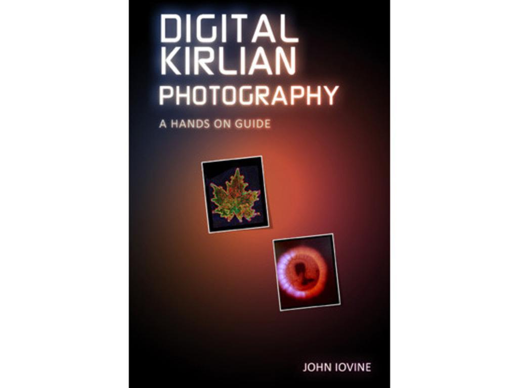 Digital Kirlian Photography Book's video poster