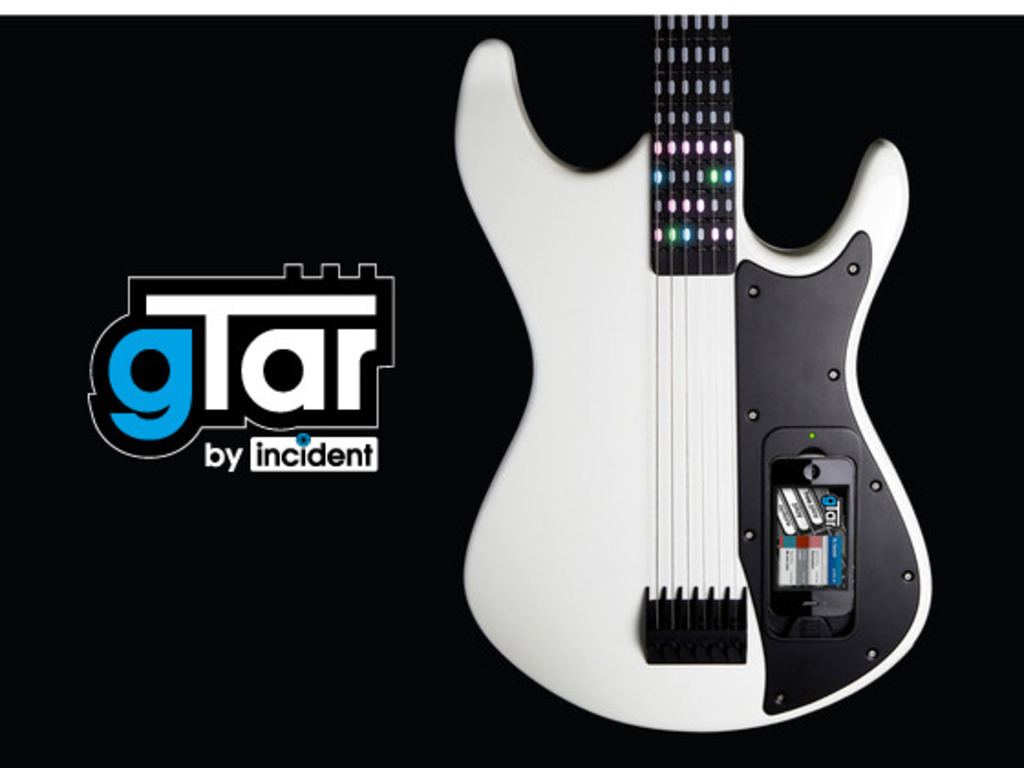 gTar: The First Guitar That Anybody Can Play's video poster