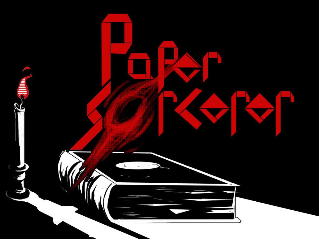 Paper Sorcerer's video poster