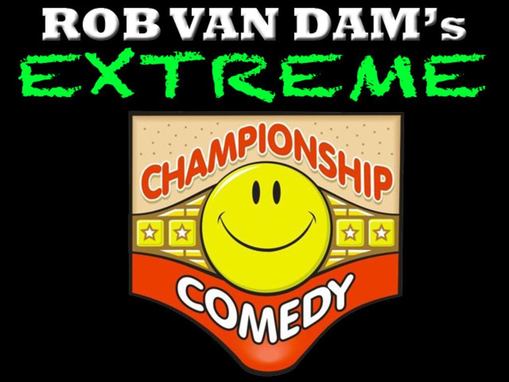 """Rob Van Dam's Extreme Championship Comedy""'s video poster"