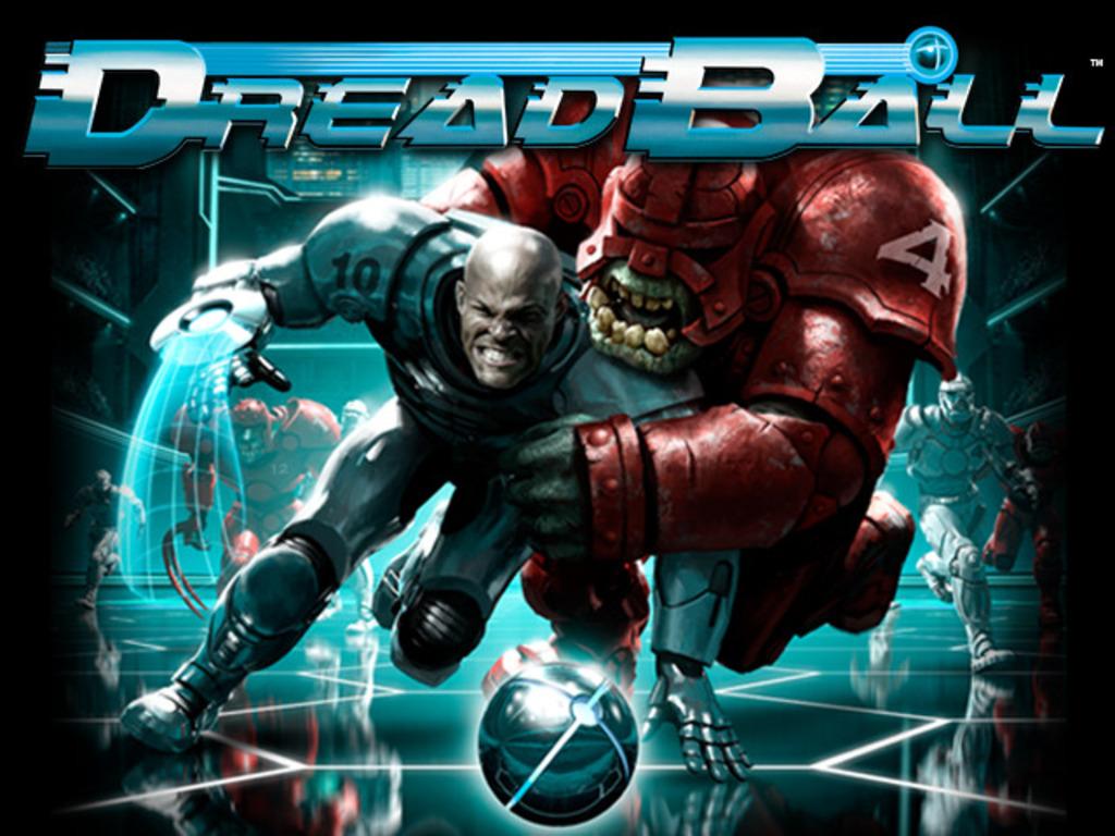 DreadBall - The Futuristic Sports Game's video poster