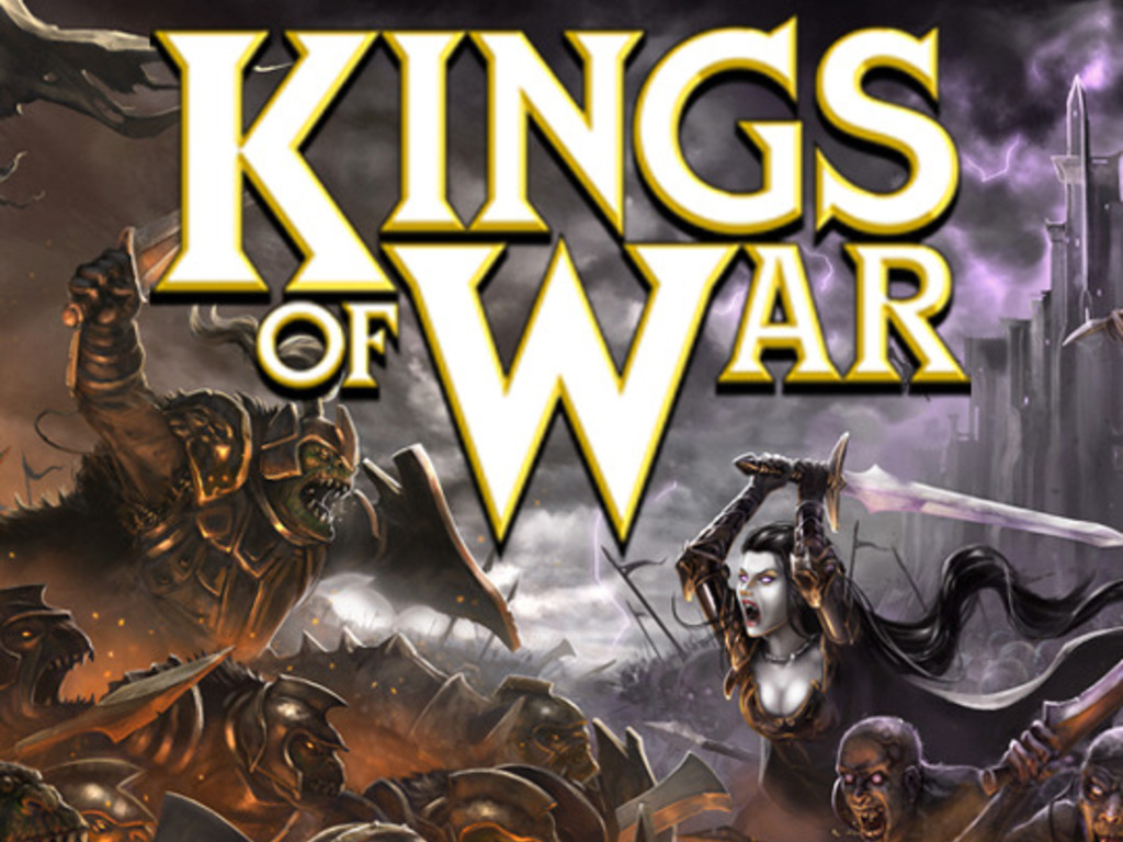 Kings of War's video poster