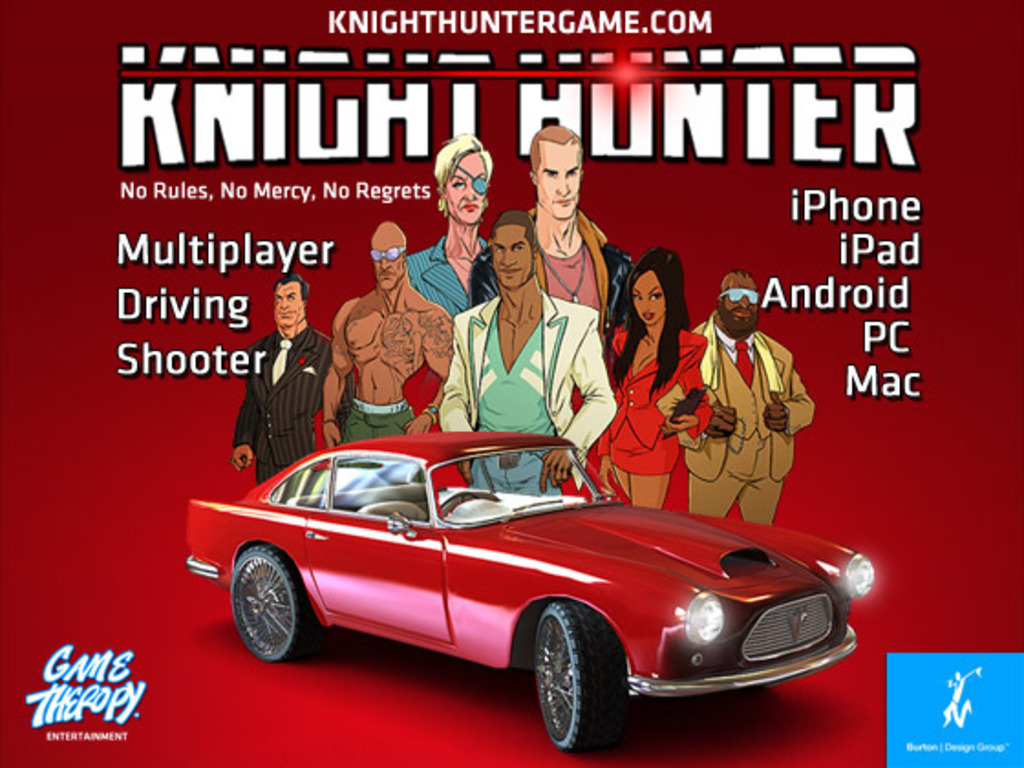 Knight Hunter is a Mac, PC & Linux, Driving Shooter's video poster