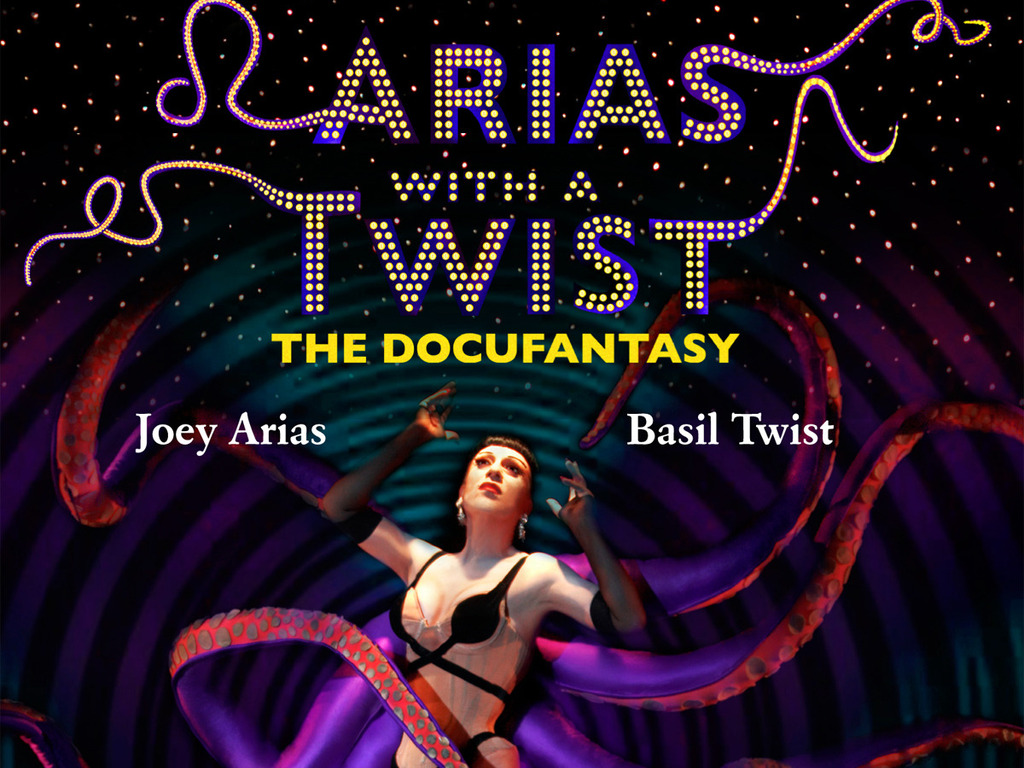 Arias With A Twist: The Docufantasy's video poster