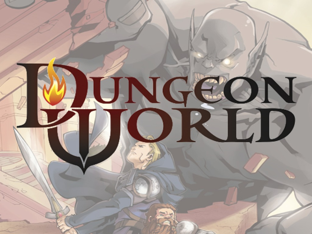 Dungeon World: A Game with Modern Rules & Old-School Style's video poster