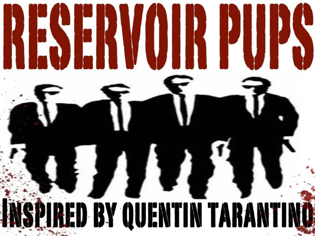Reservoir Pups: A Tarantino Inspired Film's video poster