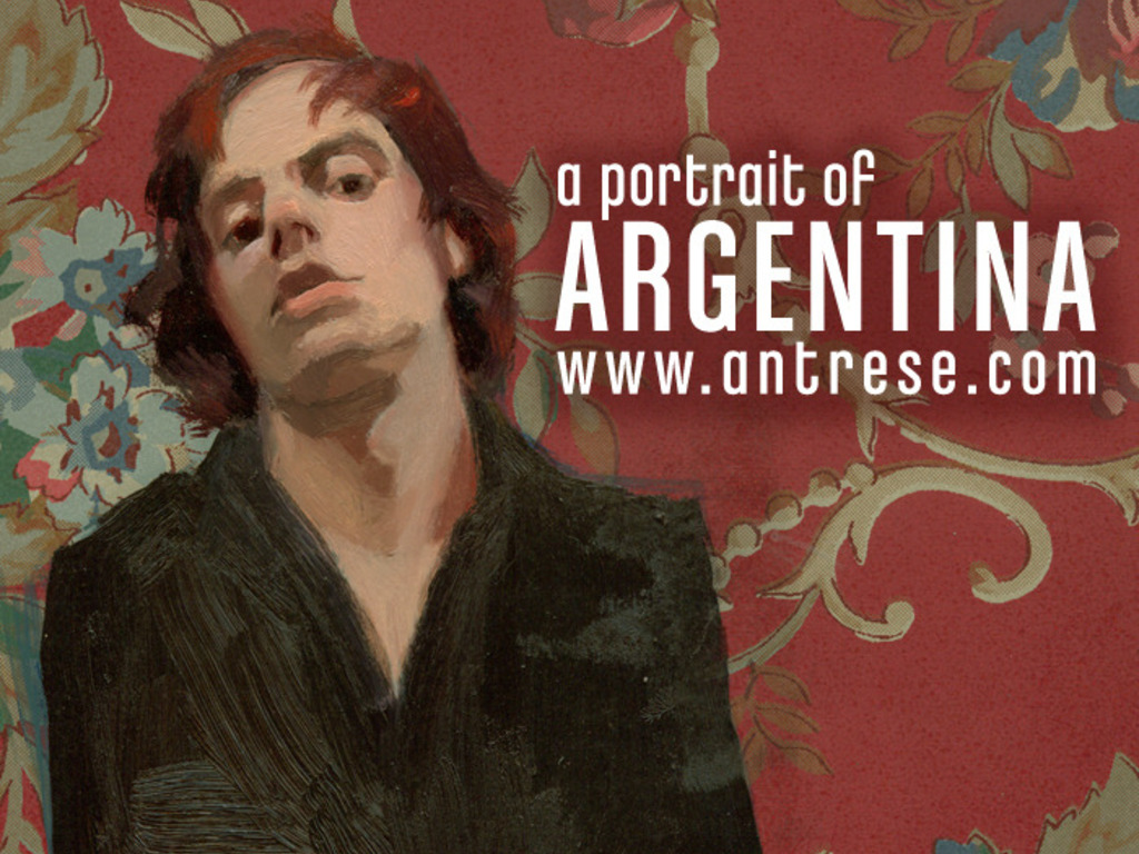 A Portrait of Argentina: Landscapes and Portraits's video poster