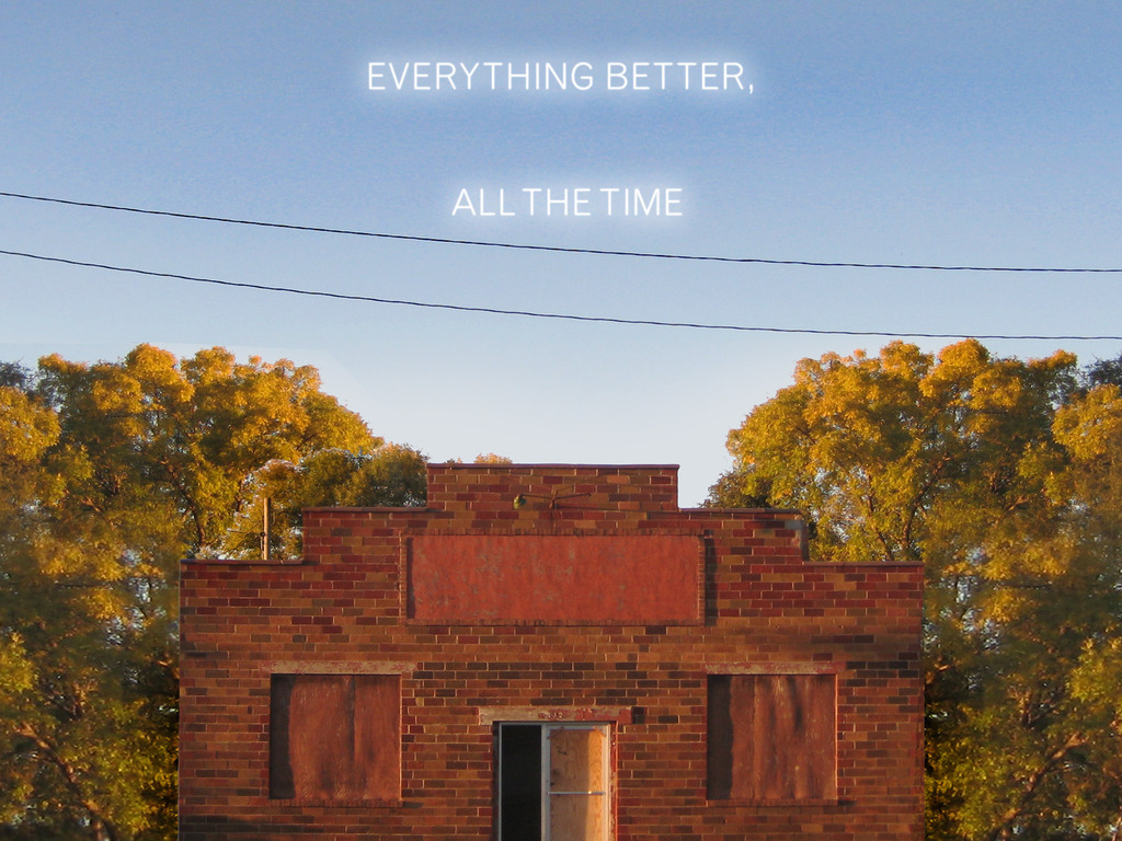 Everything Better All the Time Vinyl LP Record in Stereo's video poster
