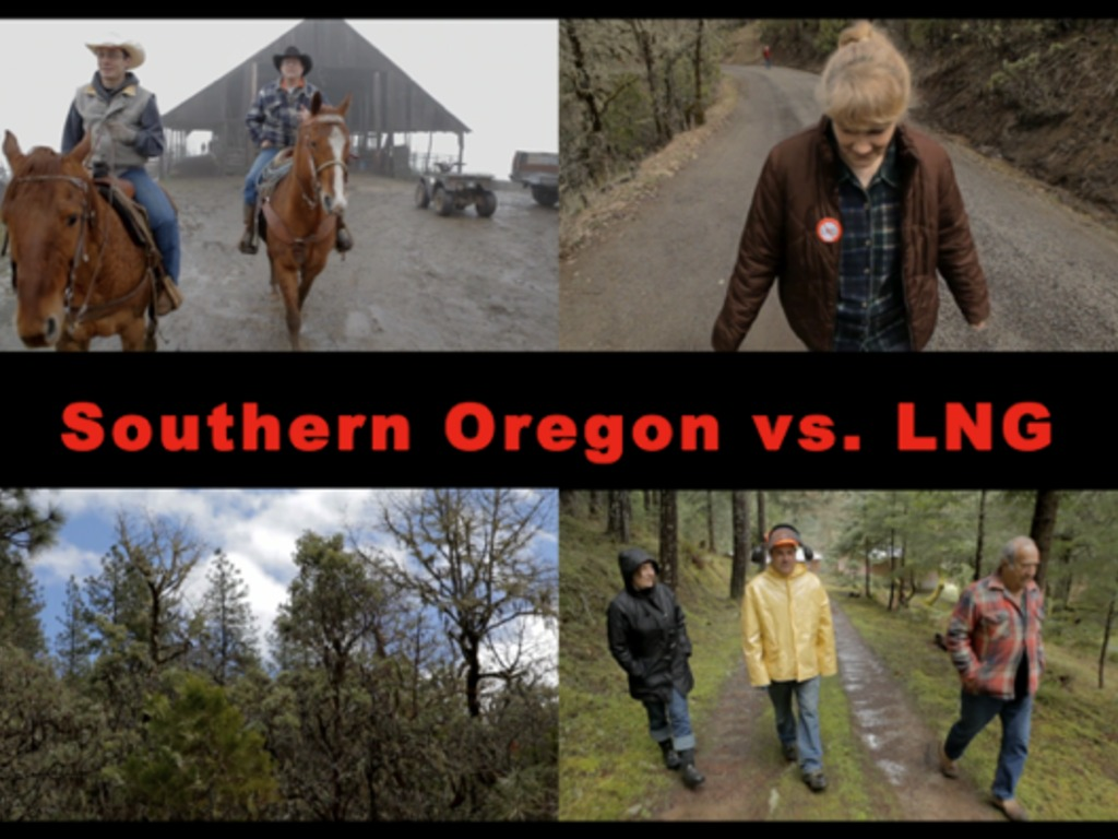 Southern Oregon VS. LNG's video poster