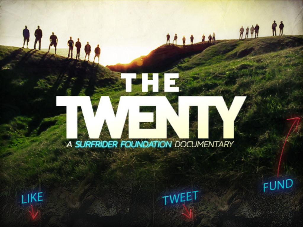 The Twenty – A Surfrider Foundation Film's video poster