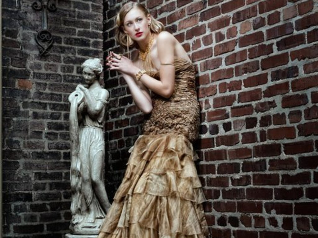 Van Hoang Fall 2011 for Charleston Fashion Week's video poster