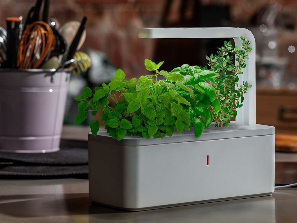 Smart Herb Garden by Click & Grow's video poster