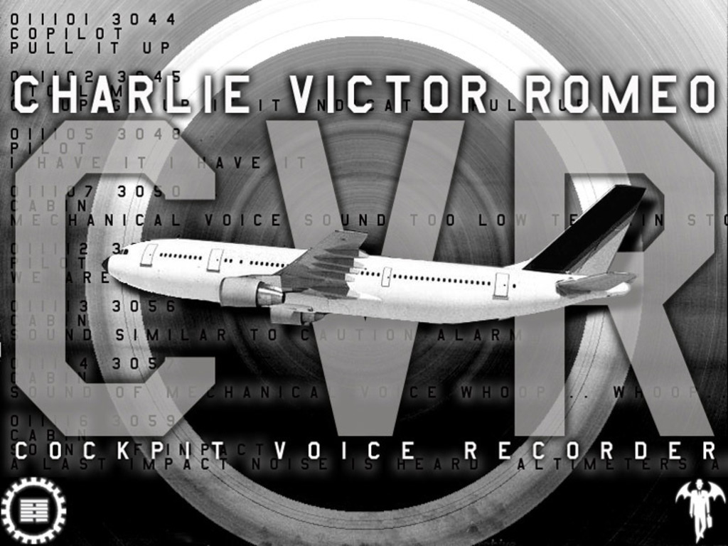 Charlie Victor Romeo Film's video poster