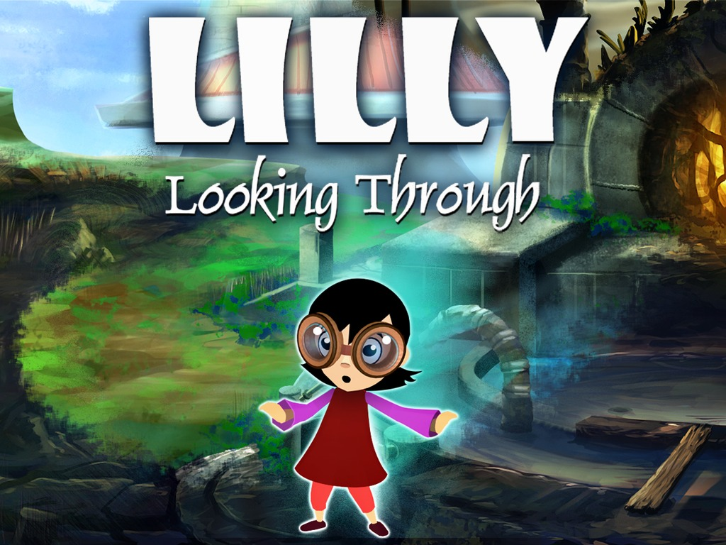Lilly Looking Through: An animated adventure game's video poster