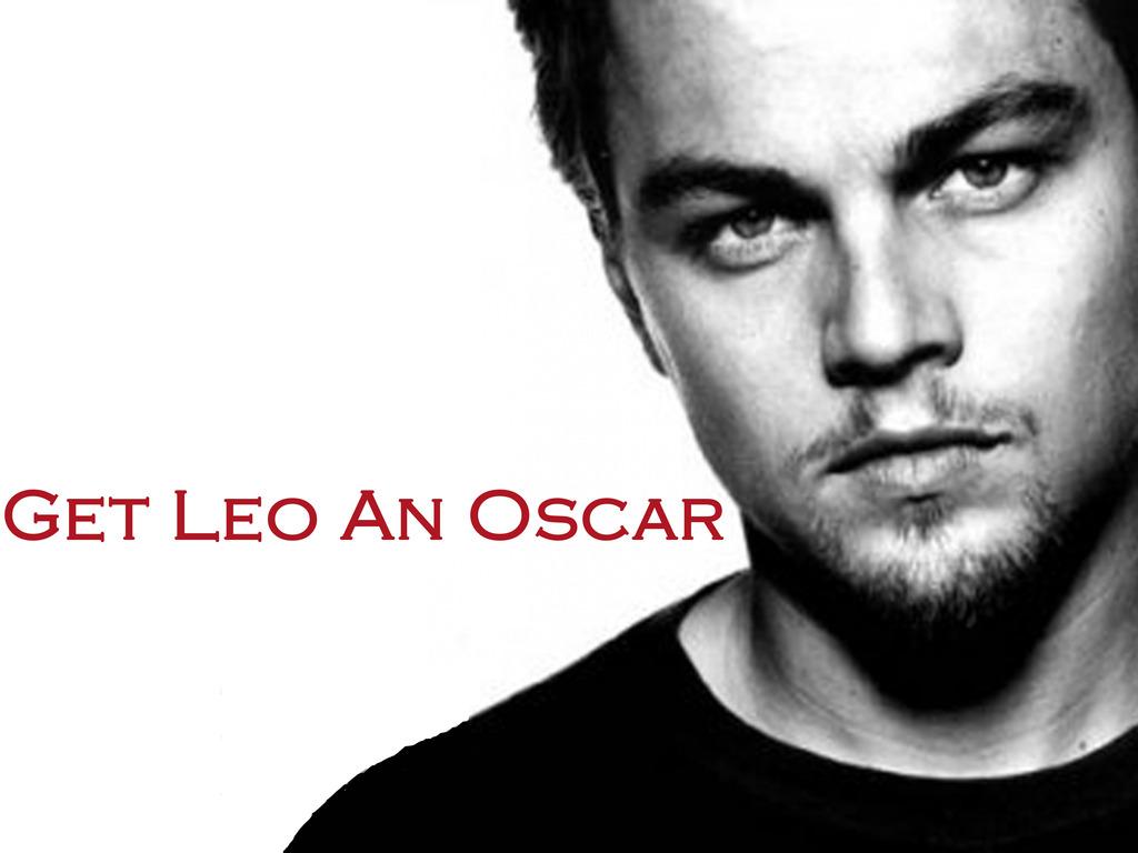 """Get Leo An Oscar!"" - A Documentary's video poster"