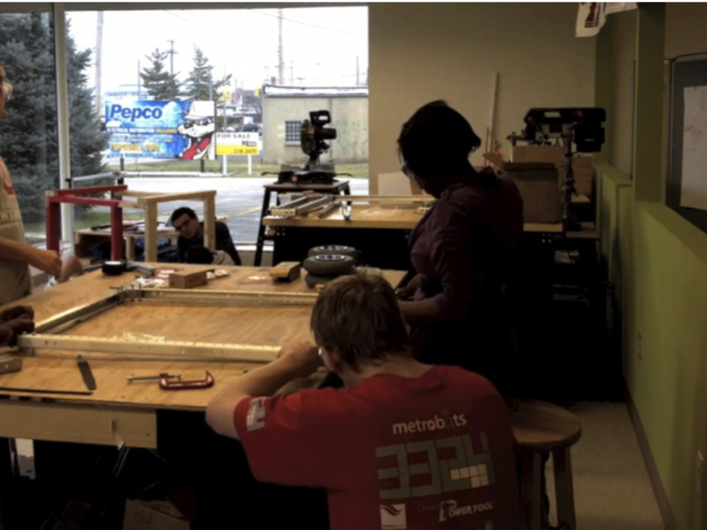 Student Operated Fabrication Lab's video poster