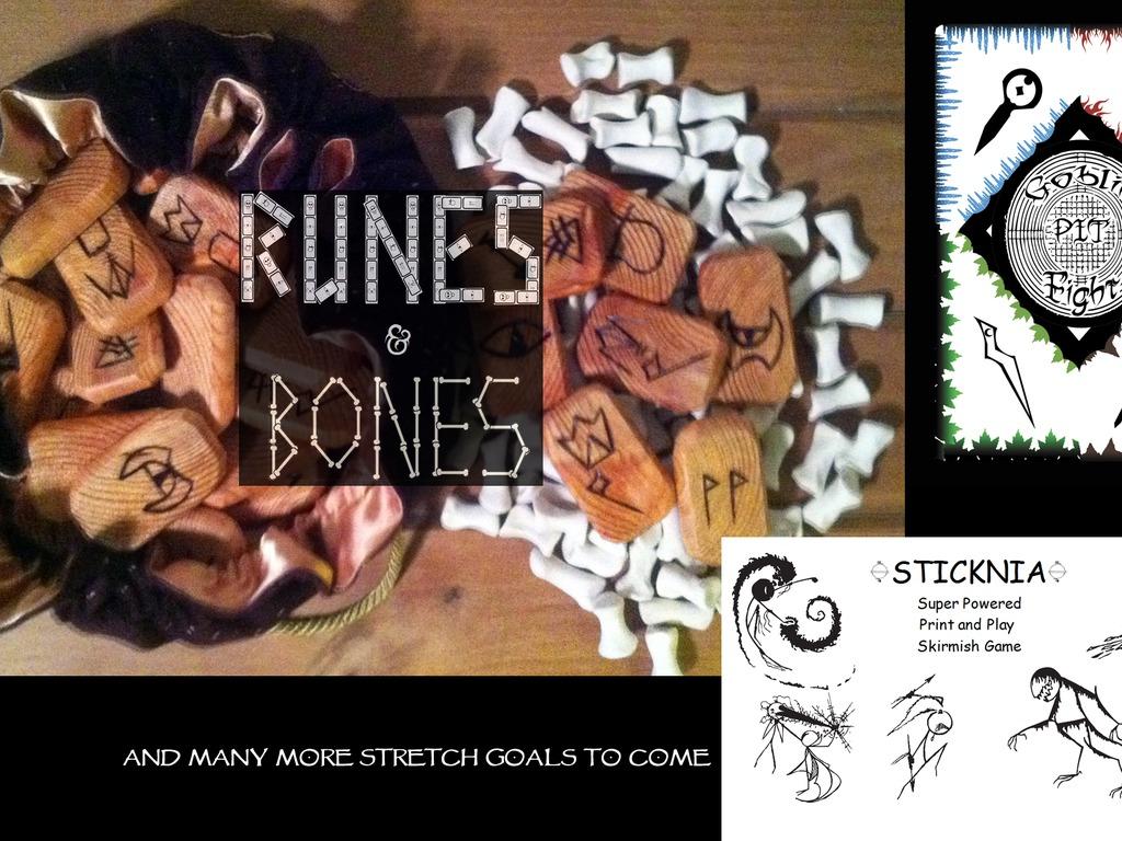 Runes & Bones Edition Zero's video poster
