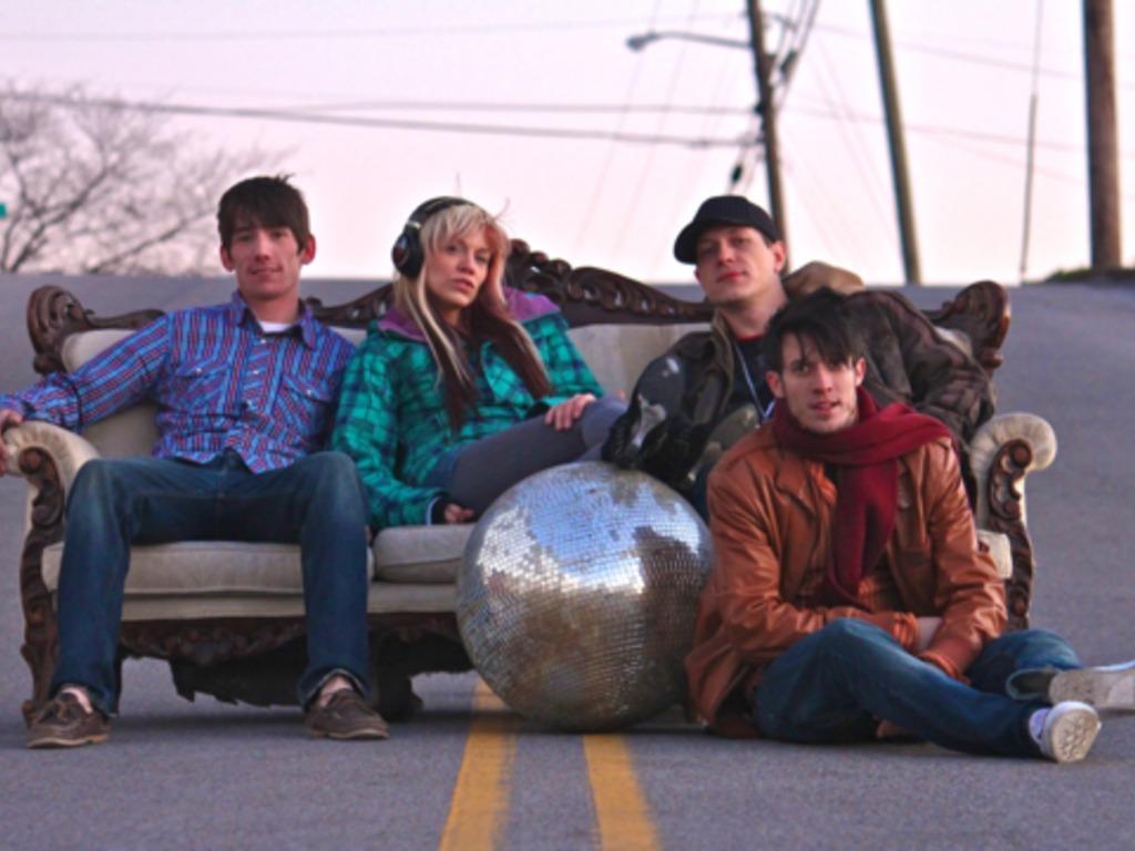 Blue Sky Alert & The Retro Rock Machine of Fun's video poster