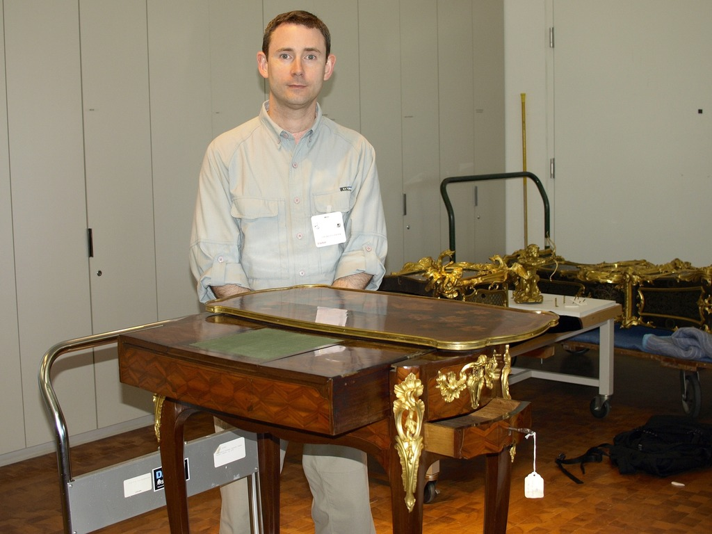Re-creating an 18th Century Oeben Mechanical Table's video poster