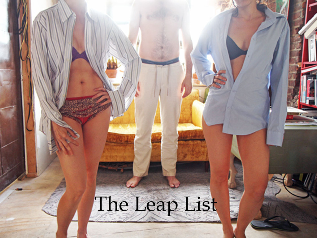 The Leap List's video poster