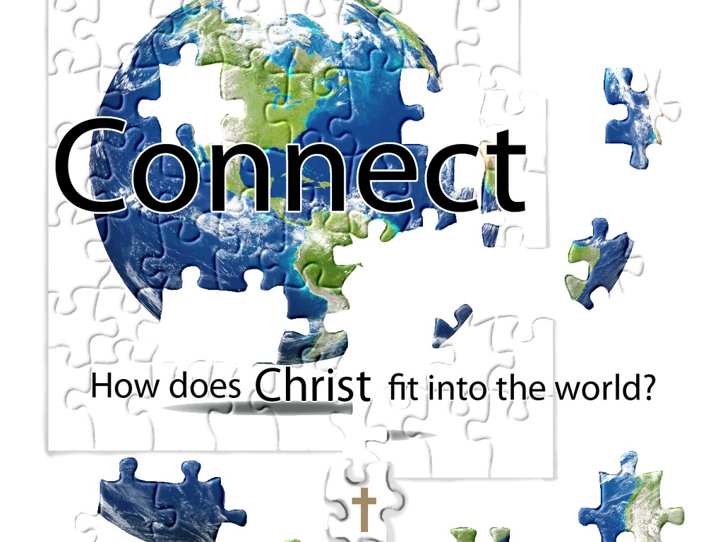 Connect: a Christ centered video project's video poster