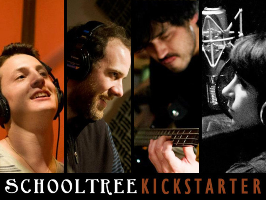 Save SchoolTree's Debut Album, Save the World's video poster