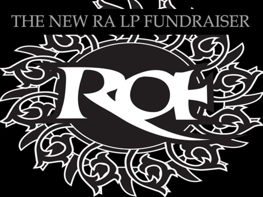 THE NEW RA LP 2012 FAN DRIVE!'s video poster