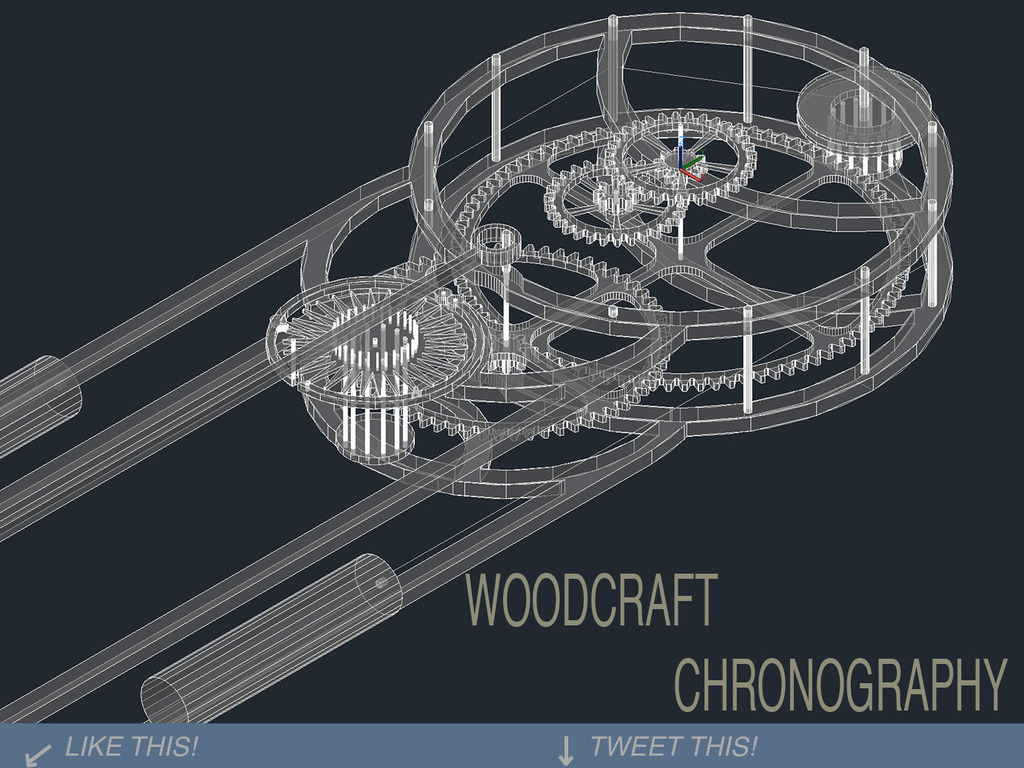Woodcraft Chronograph's video poster