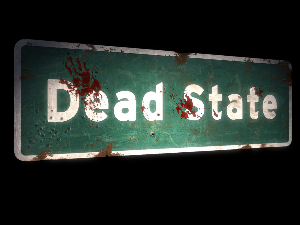 Dead State: The Zombie Survival RPG's video poster