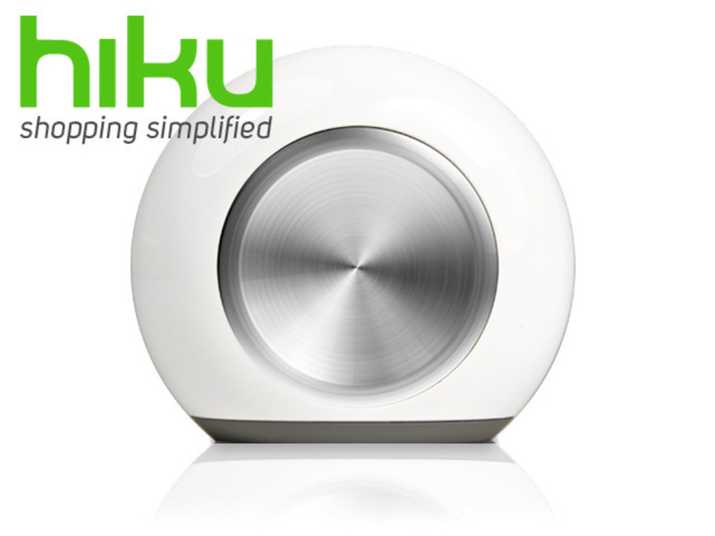 hiku - let's simplify the way we shop's video poster