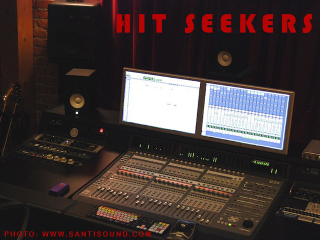 Hit Seekers - A Math Game in the Music Industry's video poster