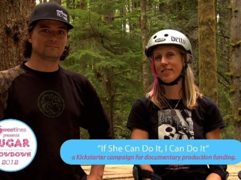 "Help Fund Documentary: ""If She Can Do It, I Can Do It""'s video poster"