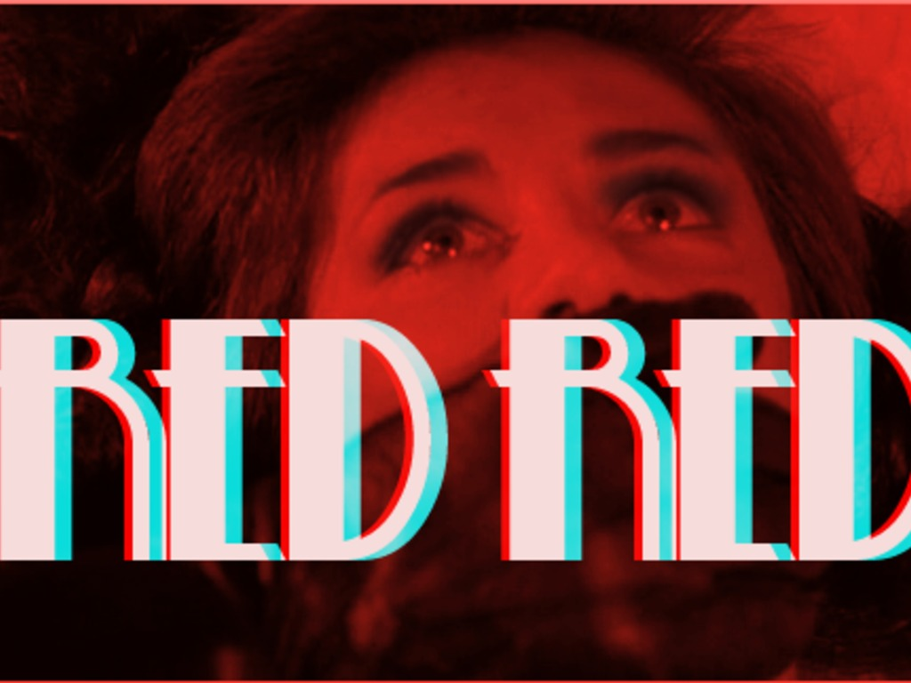 RED RED's video poster